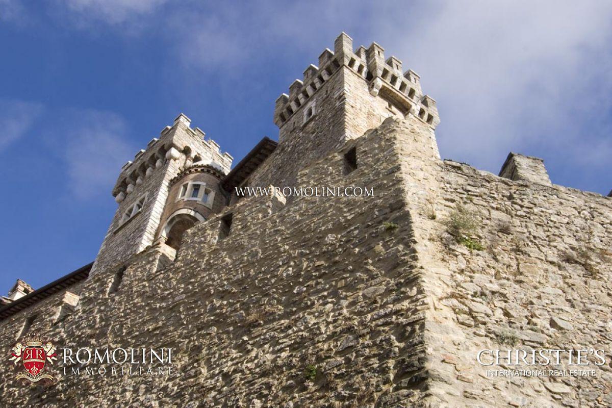 Castello in vendita nel lazio roma for Affitto castello roma