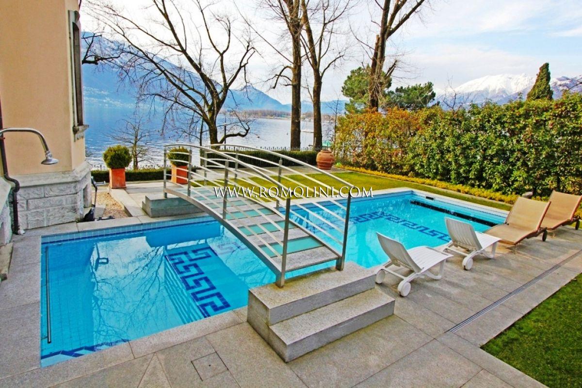 Residenza in vendita locarno lago maggiore for Lago in vendita