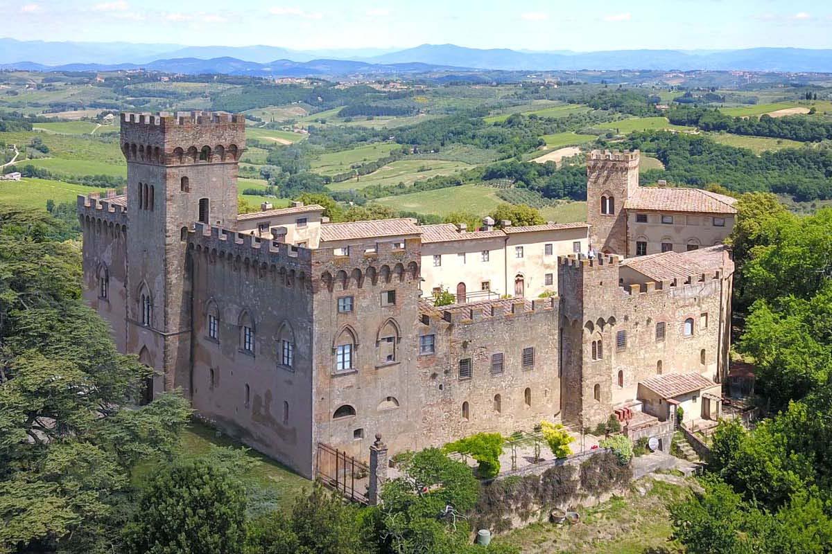 CASTELLO IN VENDITA - Residenze d'Epoca - Castelli in ...